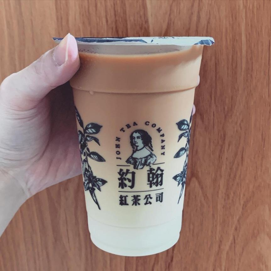 約翰紅茶公司 有自信的菜單與堅持
